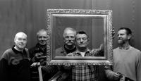 Decorbouwers: Jos, Ivo, Theo, Piet, Jos
