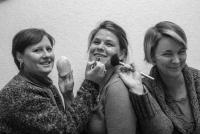 Grime: Francisca, Ellen, Christine
